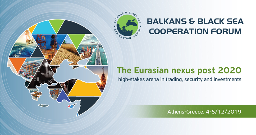 Balkans & Black Sea Cooperation Forum 2019