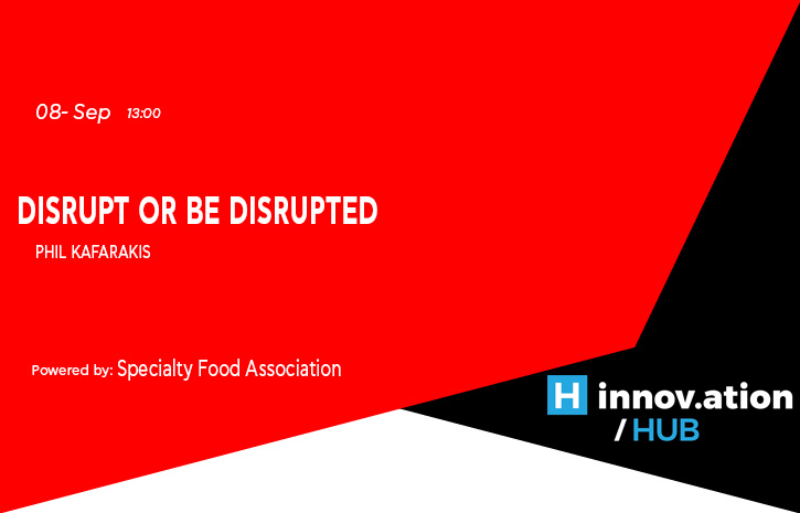 Disrupt or be Disrupted (in English) (TIF)