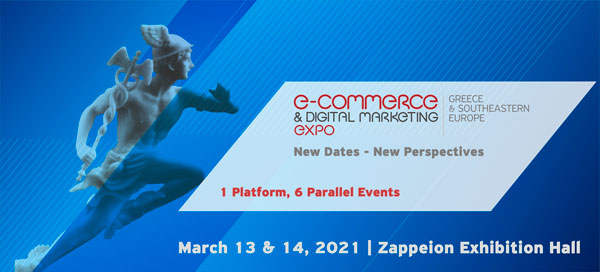 eCommerce & Digital Marketing Expo Greece & Southeastearn Europe 2021