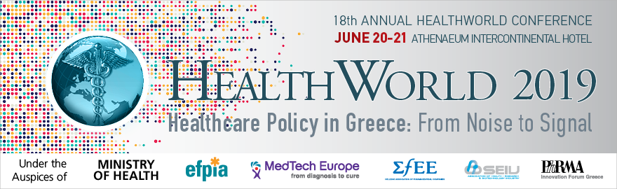 Healthworld 2019 Conference