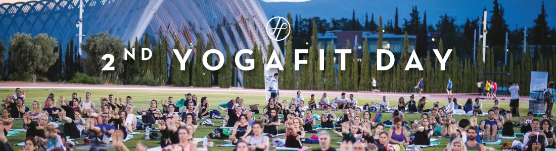 Holmes Place Yoga Event