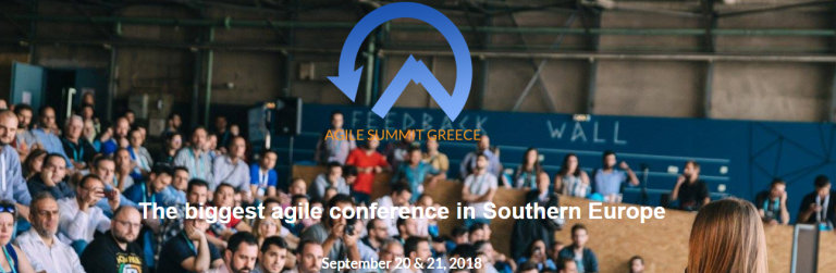 Agile Greece Summit 2018