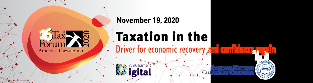 16th Tax Forum 2020