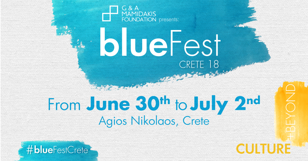 blueFest Crete 18 | Culture & Beyond
