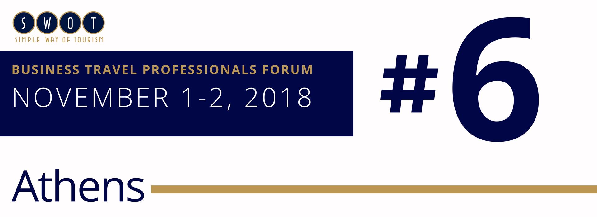 Business Travel Professionals Forum 2018