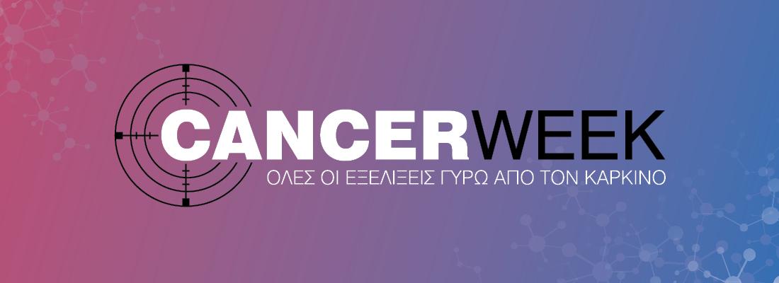 Cancer Week 2020