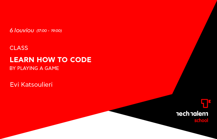 Learn how to code by playing a game
