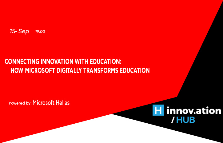 Connecting innovation with education: How Microsoft digitally transforms education (TIF)