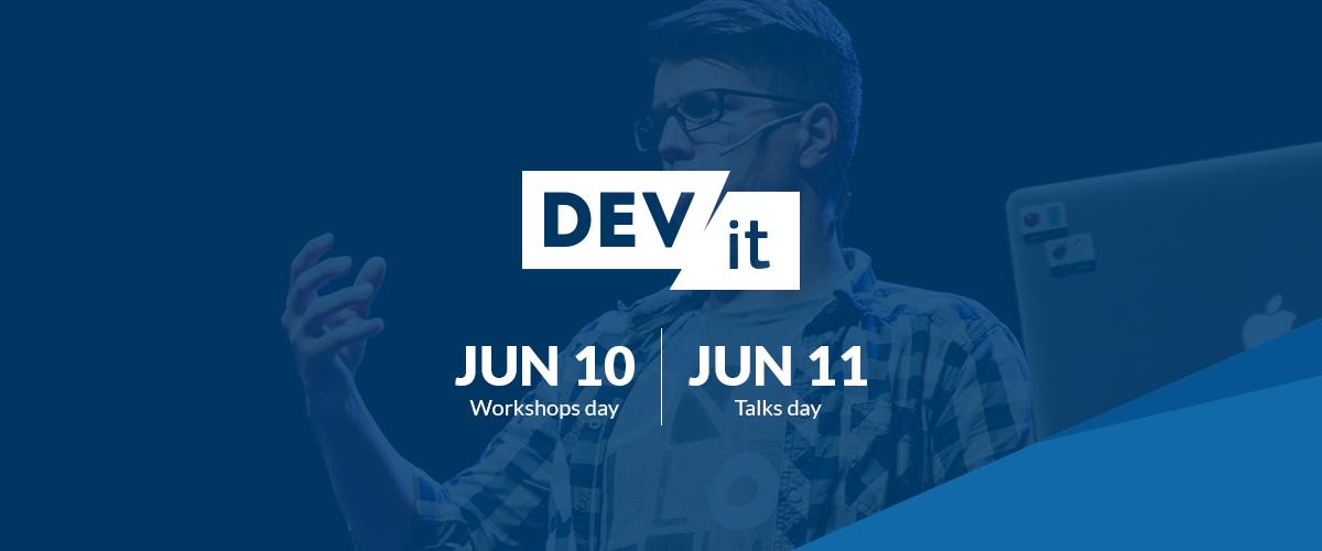 DEVit Conference 2018
