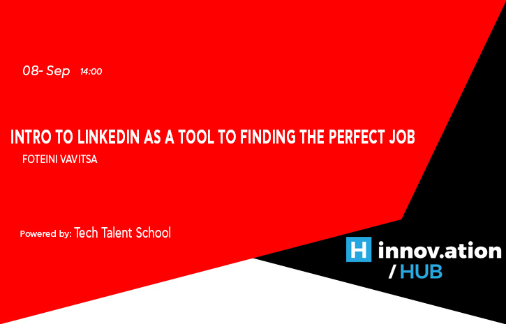 Intro to LinkedIn as a tool to find the perfect job (TIF)