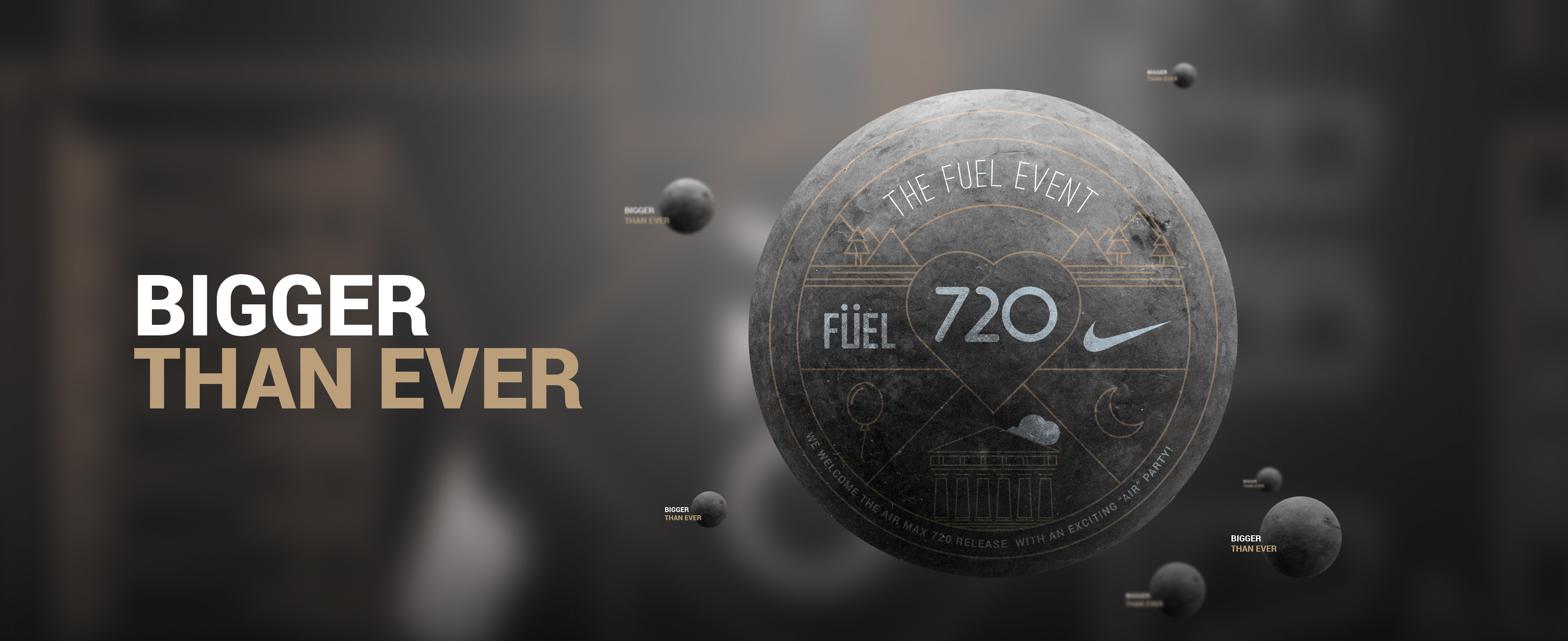 Fuel 720/AIR event