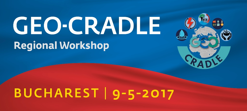 GEO-CRADLE Regional Workshop in Romania