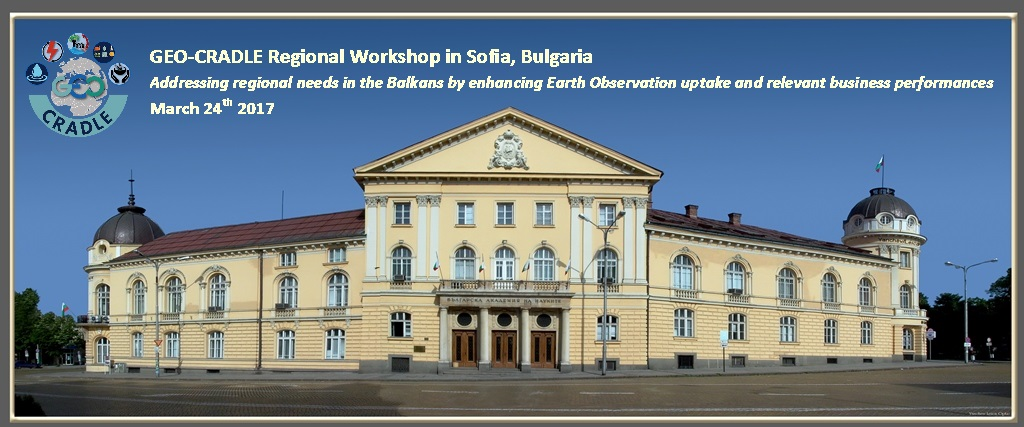 GEO-CRADLE Regional Workshop in Sofia