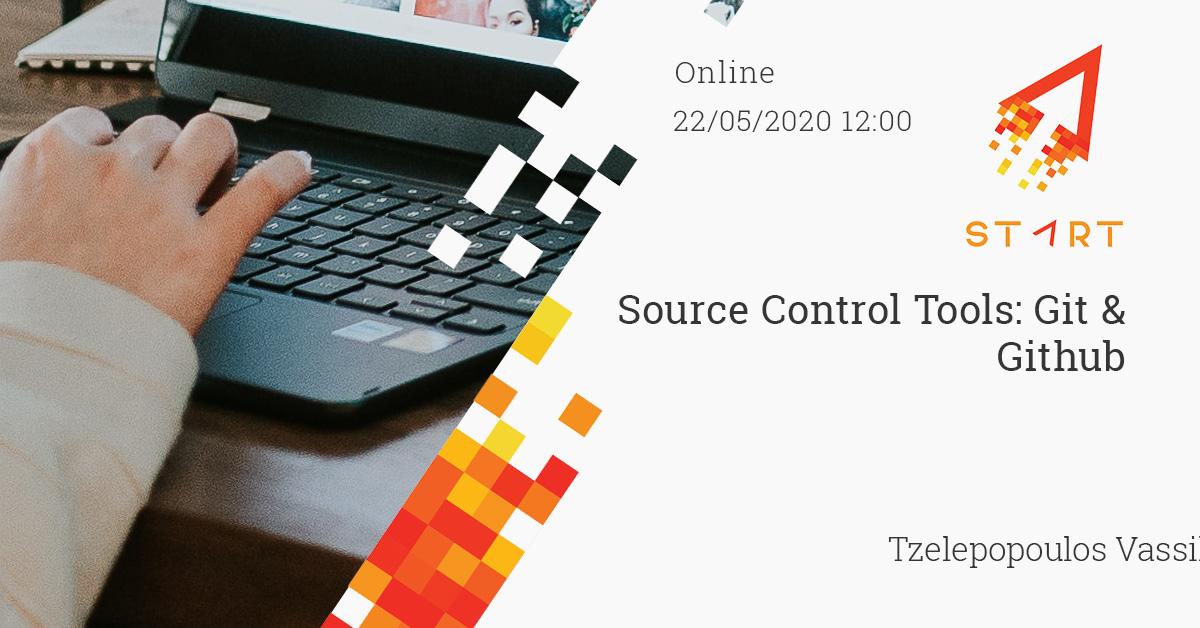Source Control Tools: Git & Github - Online