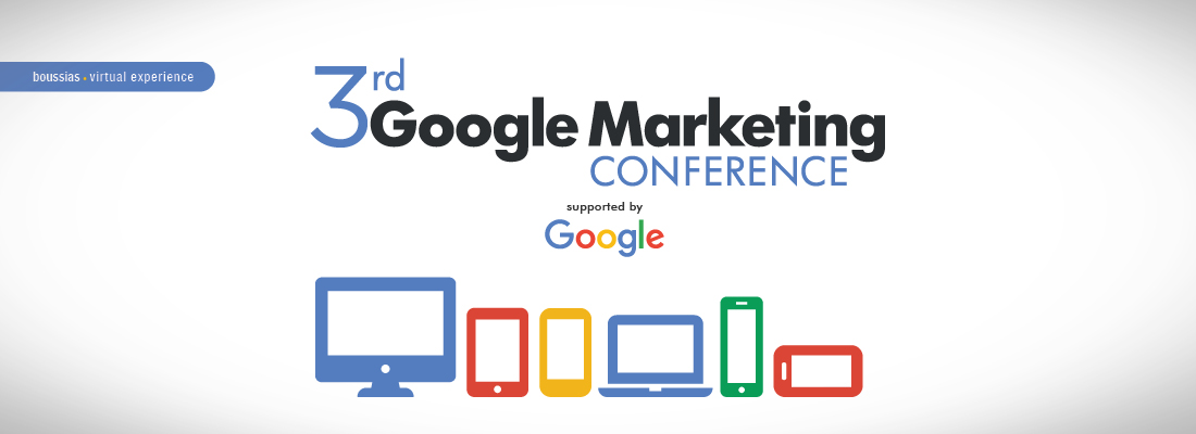 3rd Google Marketing Conference