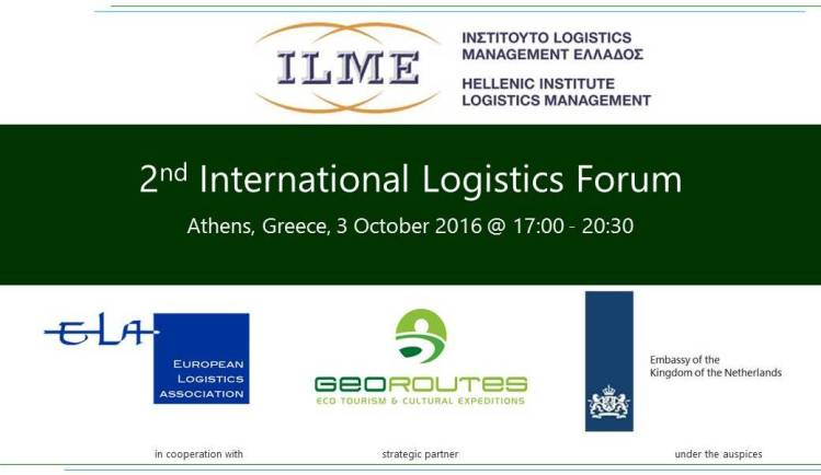 2nd International Logistics Forum