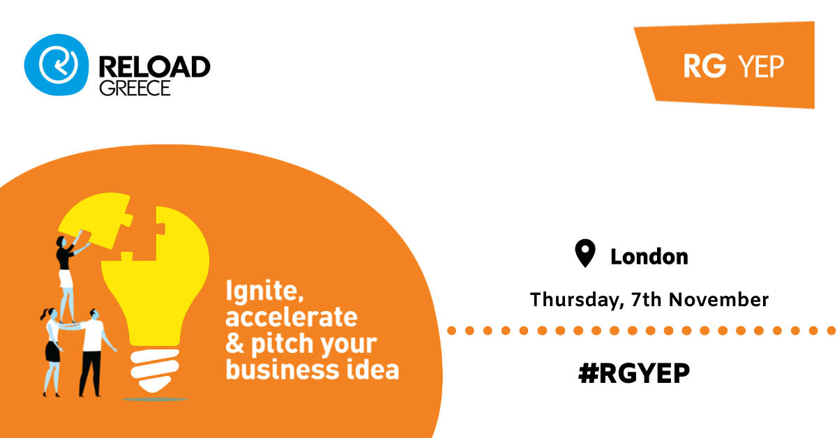 IGNITE @Reload: DEVELOPING YOUR IDEA - London