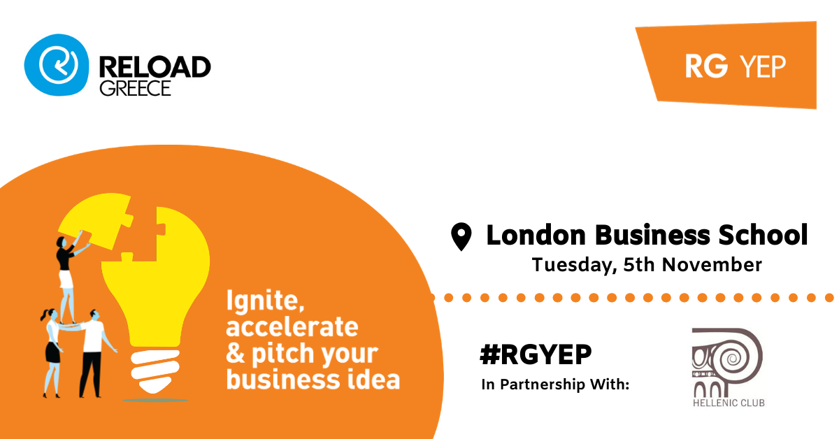 IGNITE @Reload: DEVELOPING YOUR IDEA - London Business School