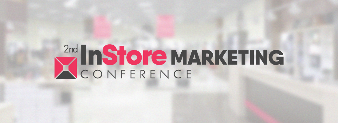 2nd Instore Marketing Conference