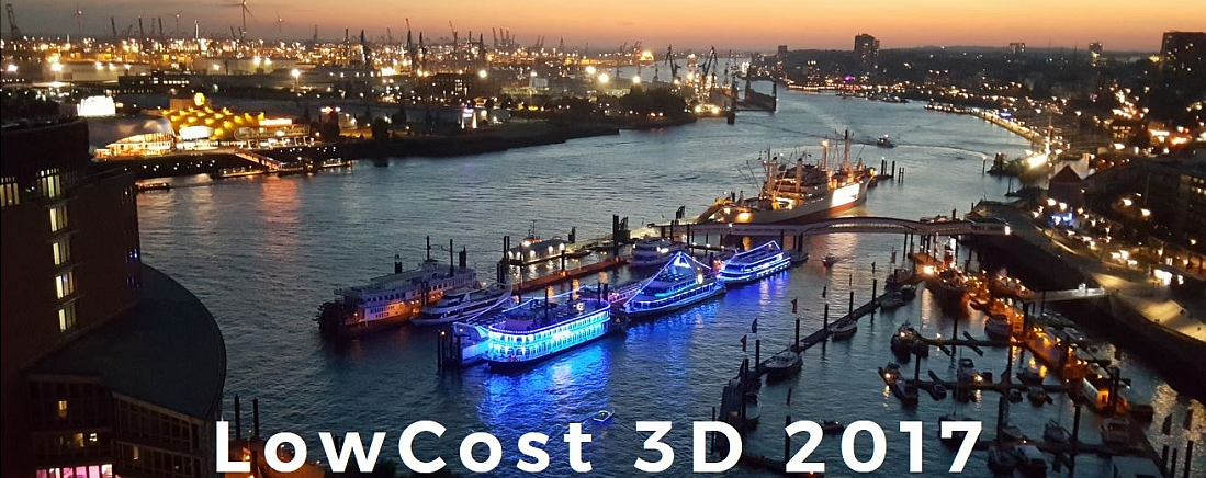 LowCost 3D 2017
