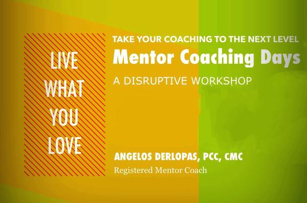 Mentor Coaching Days