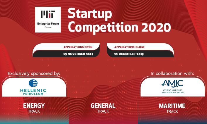 MIT Enterprise Forum Greece Startup Competition 2020 | Αλεξάνδρεια Ζώνη Καινοτομίας στο OK!Thess