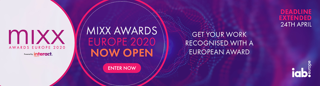 MIXX Awards Europe 2020 - Person of the Year