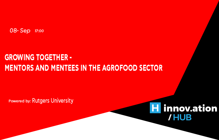 Growing together - Mentors and Mentees in the Agrofood Sector (TIF)