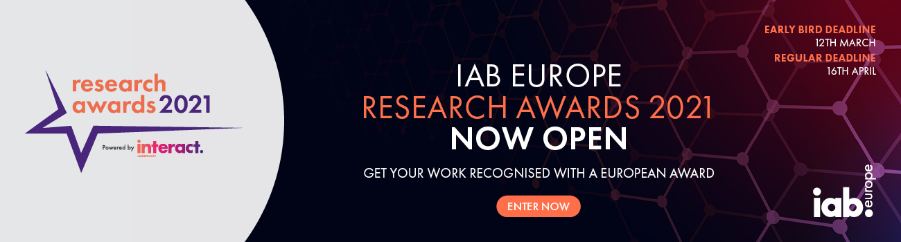 Research Awards Europe 2021