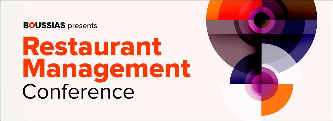 Restaurant Management Conference 2021