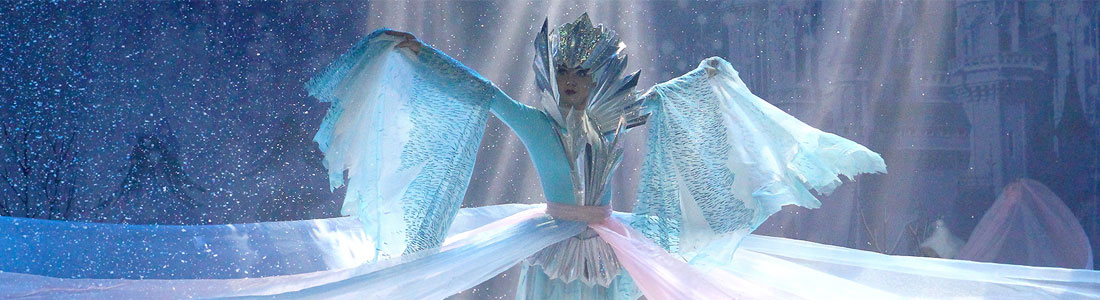 Snow Queen on Ice
