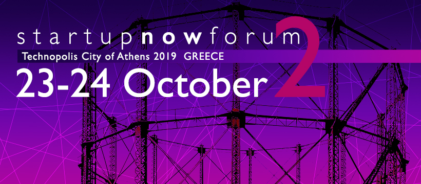 StartupNowForum 2019 | Technopolis