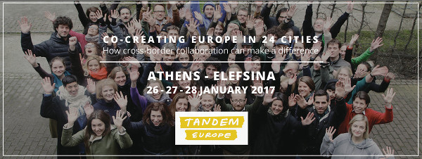 Route 2   Co-creating Europe in 24 cities