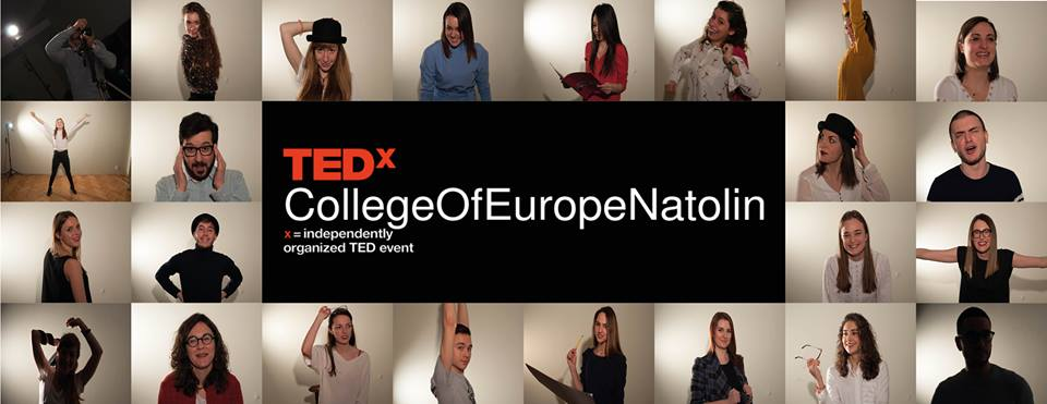 TEDx College of Europe Natolin 2018 - Embracing Diversity