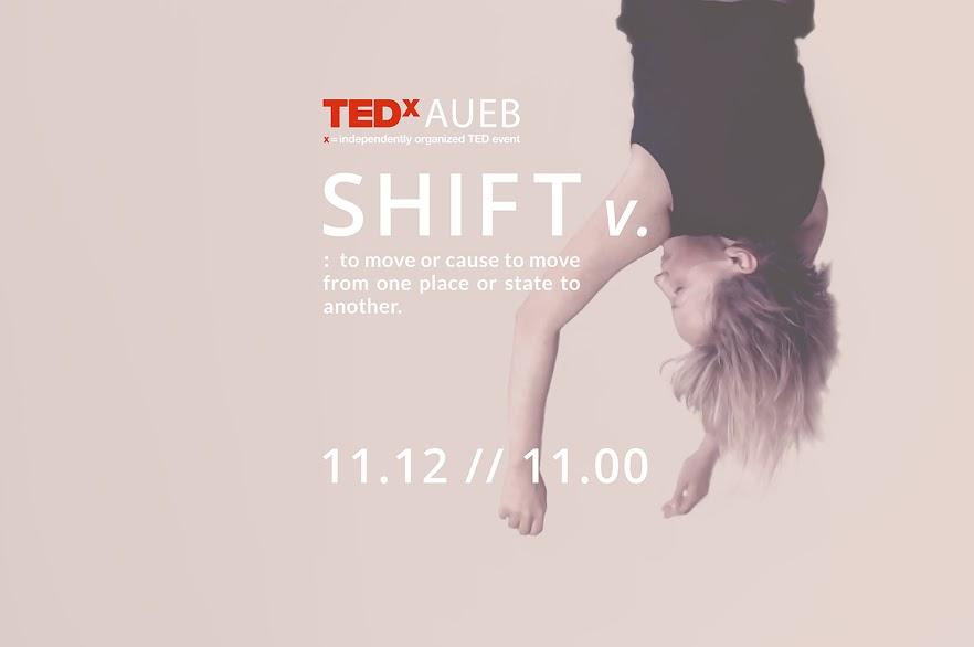 TEDxAUEB SHIFT