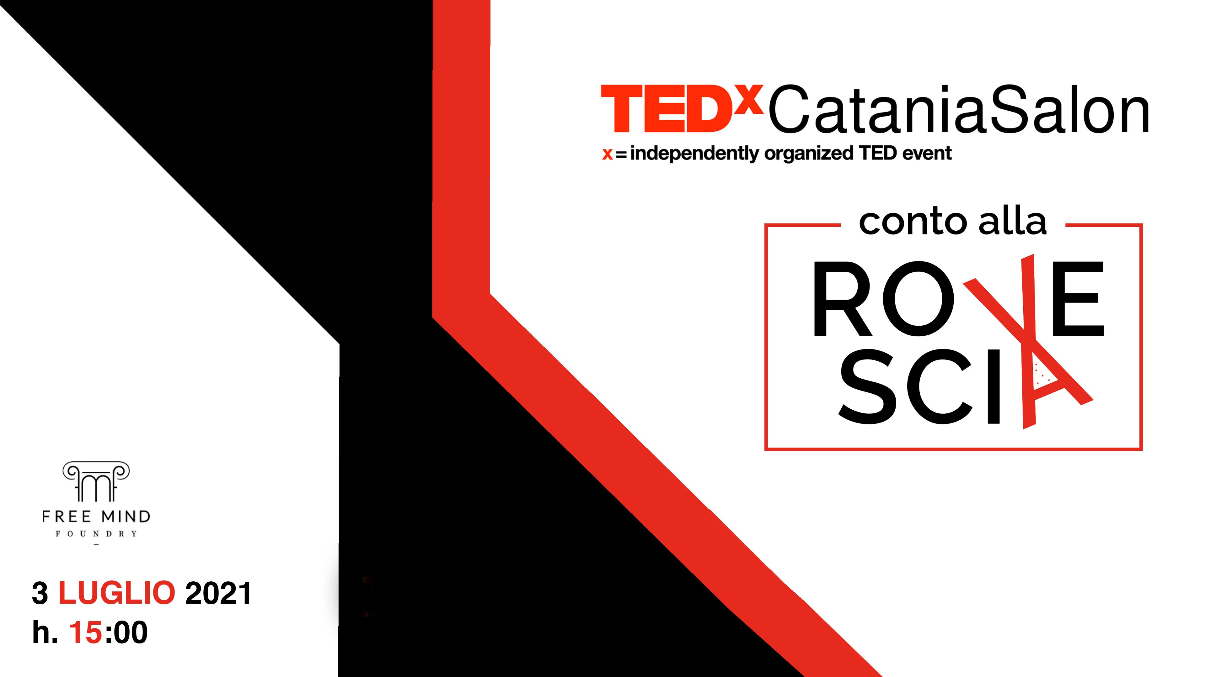 TEDxCataniaSalon - Conto alla Rovescia
