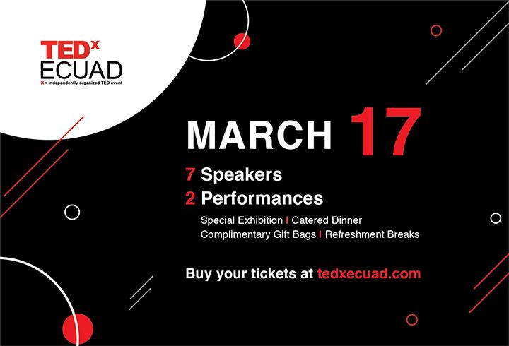 """TEDxECUAD """"Equilibrium"""""""