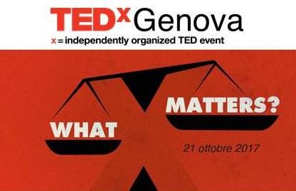 TEDxGenova 2017