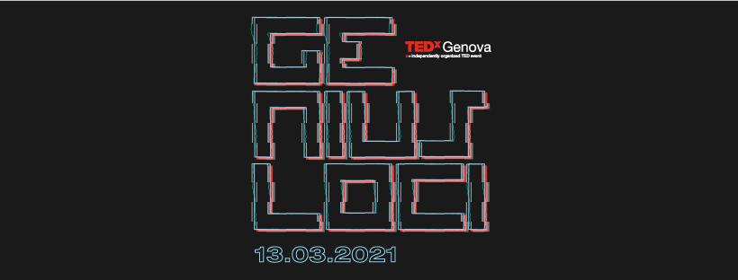 TEDxGenova 2021 | GENIUS LOCI