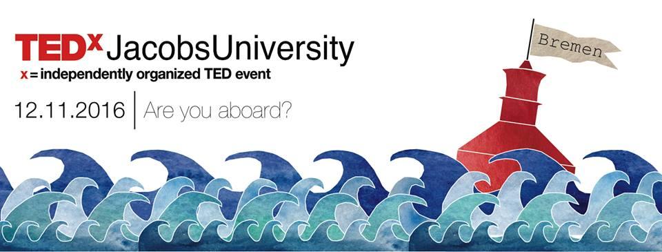 TEDxJacobsUniversity 2016