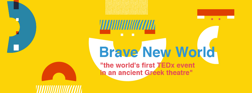 TEDxKalamata 2013:Brave New World