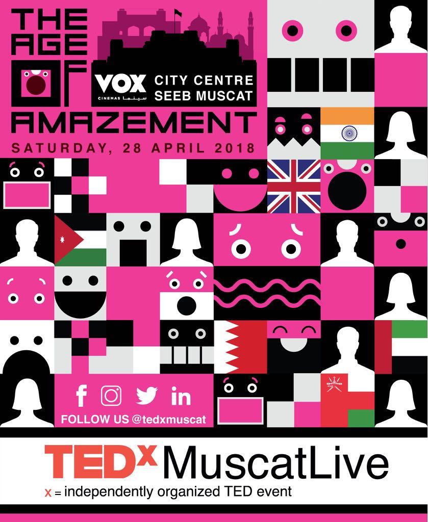 TEDxMuscatLive