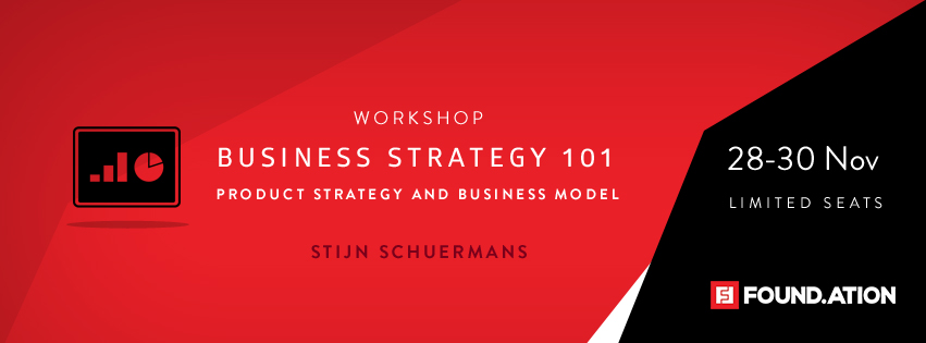 Workshop: Business strategy 101