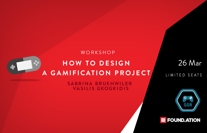 Workshop: How to design a gamification project