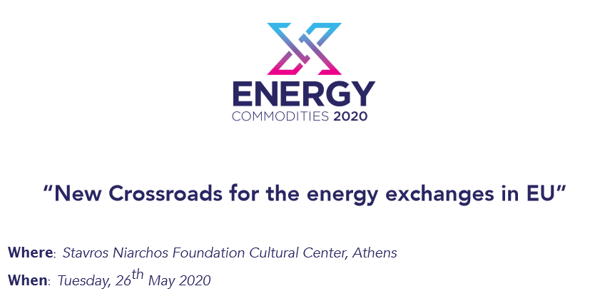 X-Energy Commodities Conference 2020